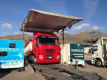 blocco circolazione mezzi pesanti